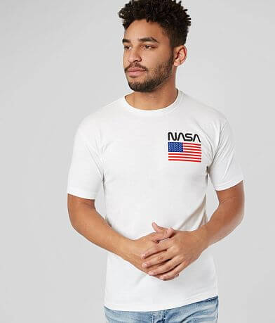 Riot Society NASA Flag T-Shirt