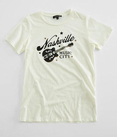 La La Land Nashville Music City T-Shirt