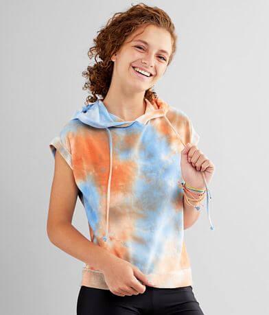 La La Land Tie Dye Hoodie