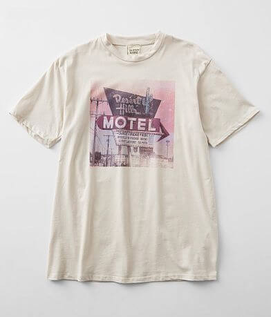Modish Rebel Desert Hills T-Shirt