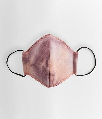 La La Land Tie Dye Face Mask