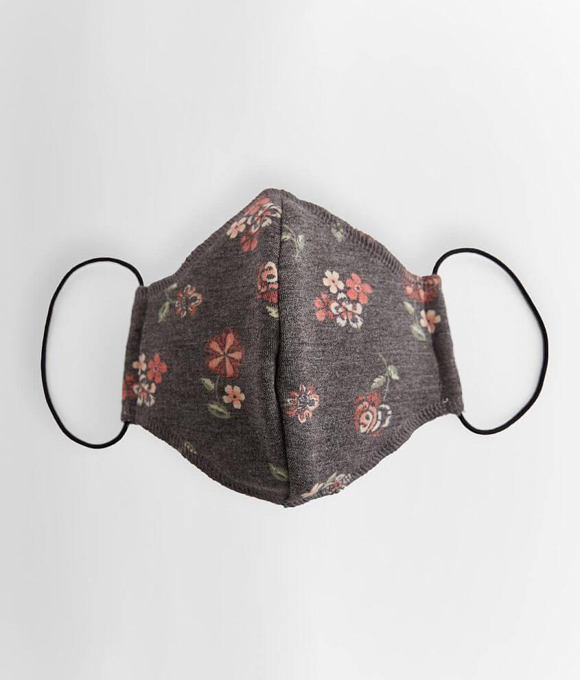 La La Land Ditsy Floral Face Mask front view