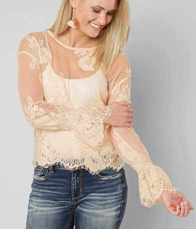 Daytrip Lace Top