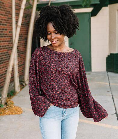 Willow & Root Tulip Back Top