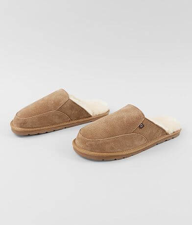 Lamo® Thompson Leather Slipper