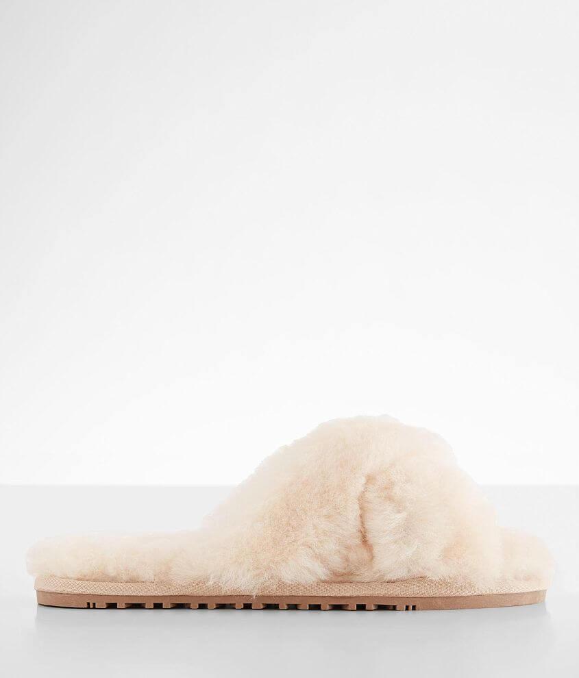 Lamo® Serenity Sheepskin Slipper front view