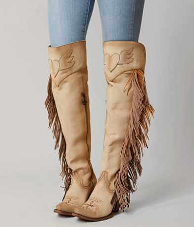 JUNK GYPSY by Lane Boots Spirit Animal Cowboy Boot