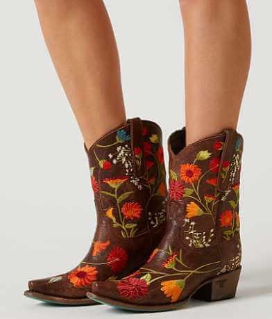 Lane Boots Flower Power Cowboy Boot