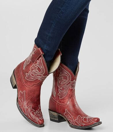 Lane Boots Nanelle Leather Western Boot