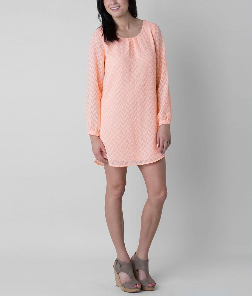 Soieblu Textured Dress front view