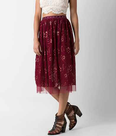 Soieblu Lace Skirt
