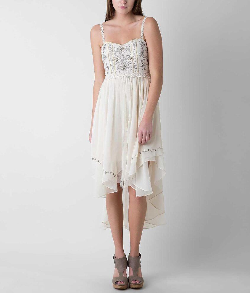 Soieblu Embellished Dress front view