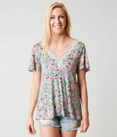 Daytrip Floral Top