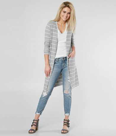 Daytrip Striped Cardigan
