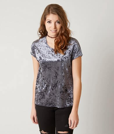 Daytrip Velvet Top