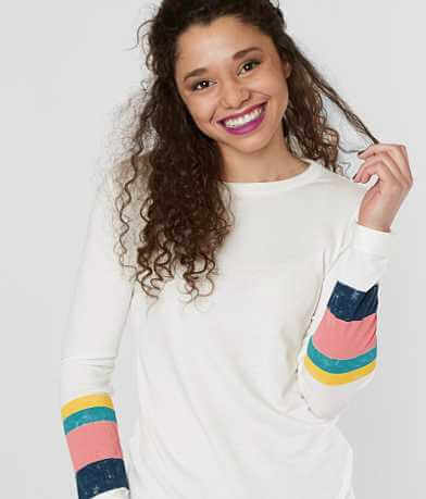 FITZ + EDDI Crew Neck Top