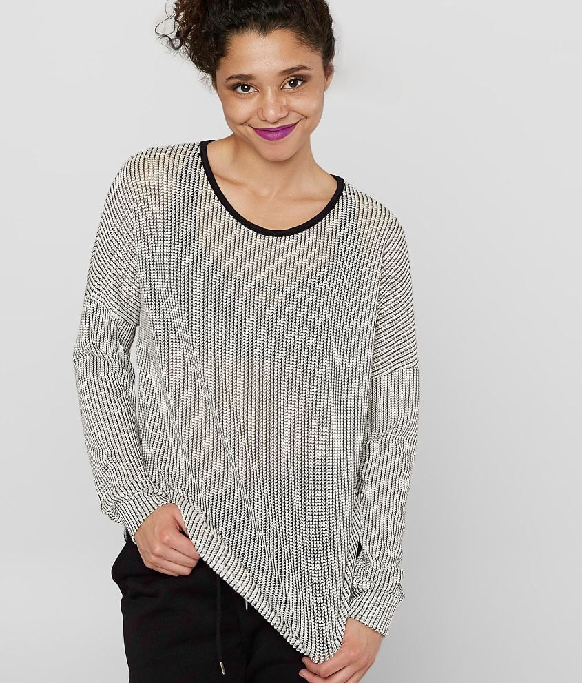FITZ + EDDI Knit Sweater front view