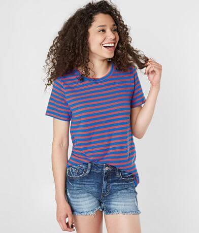 FITZ + EDDI Striped T-Shirt