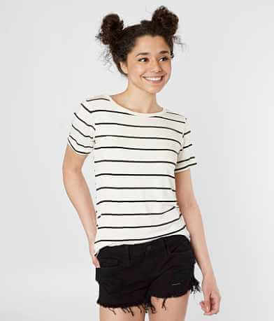 FITZ + EDDI Striped T-Shirt