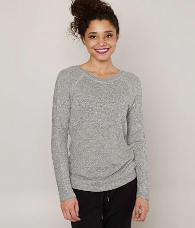 FITZ + EDDI Reverse Fleece Sweatshirt