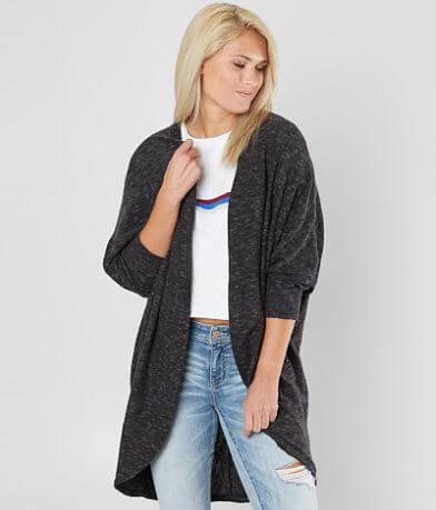 Daytrip Fleece Cardigan Sweater