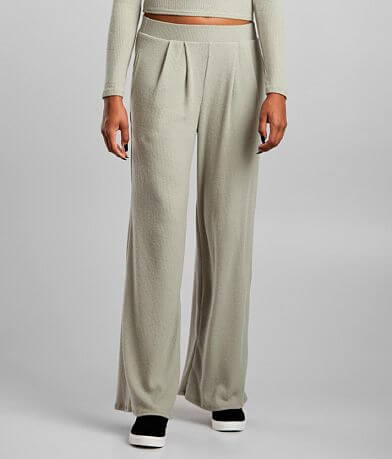 BKE High Rise Wide Leg Pant