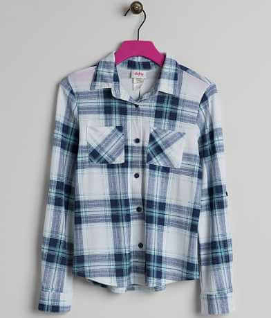 Girls - Daytrip Plaid Shirt