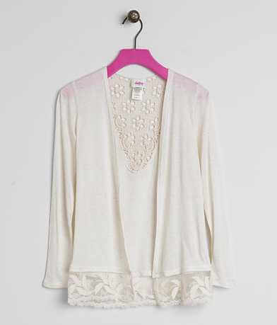 Girls - Daytrip Flyaway Cardigan