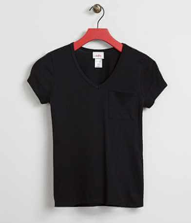 Girls - Daytrip Chest Pocket T-Shirt