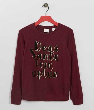 Girls - Daytrip Dear Santa Sweatshirt
