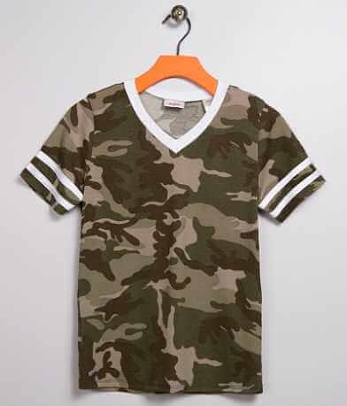 Girls - Daytrip Camo T-Shirt