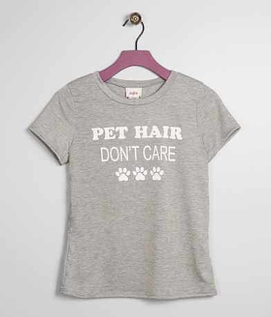 Girls - Daytrip Pet Hair Don't Care T-Shirt