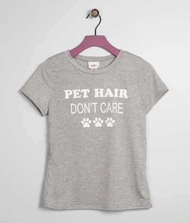 Girls - Daytrip Pet Hair Don't Care T-Shirt