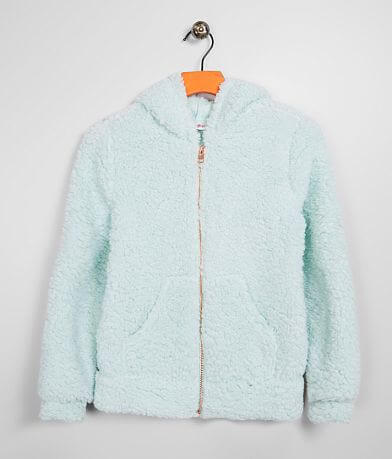 Girls - Daytrip Hooded Wubby Jacket