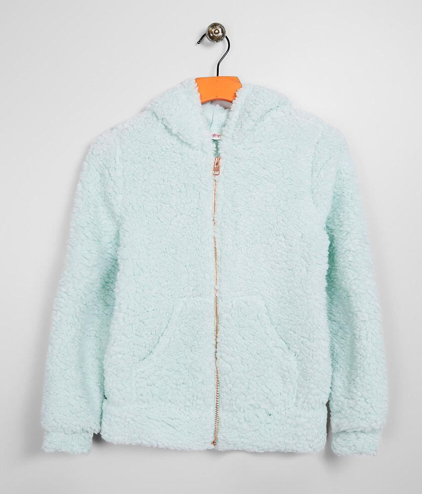 Girls - Daytrip Hooded Wubby Jacket front view