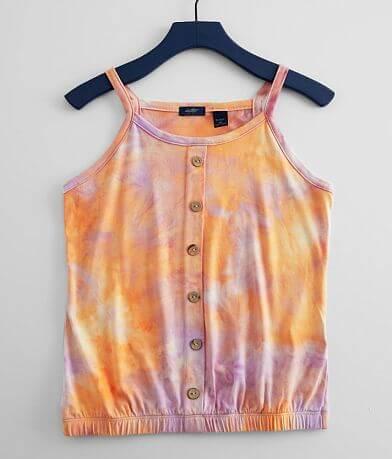 Girls - Daytrip Tie Dye Tank Top