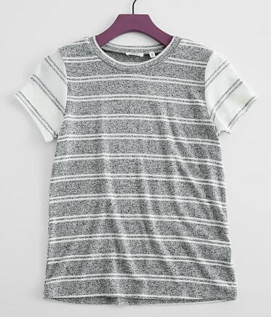 Girls - BKE Striped T-Shirt