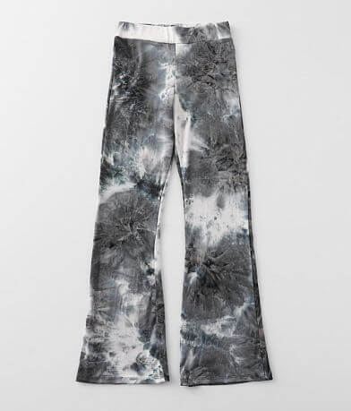 Girls -Daytrip Tie Dye Stretch Flare Pant