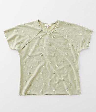 Girls - BKE Distressed T-Shirt