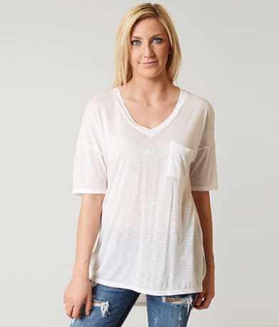 Daytrip Tonal Striped T-Shirt