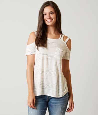 Daytrip Cold Shoulder T-Shirt