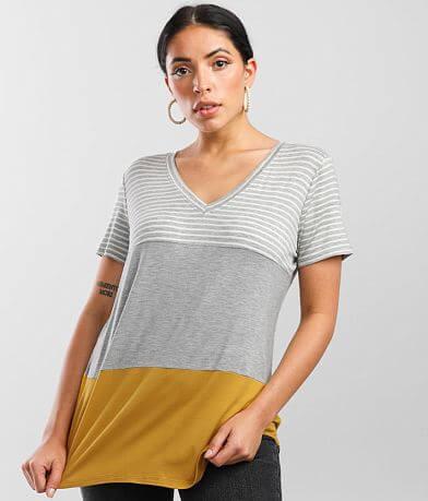 BKE Color Block T-Shirt