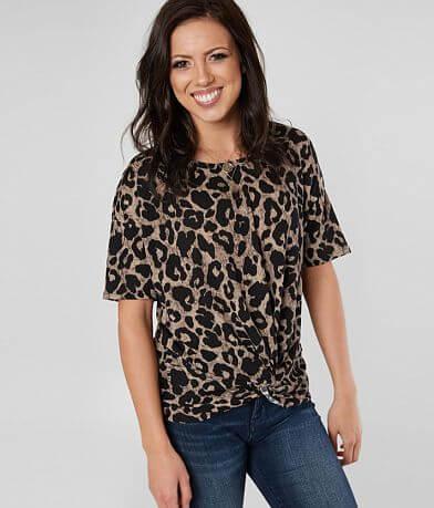 Daytrip Cheetah Top