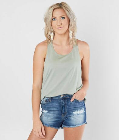 Daytrip Racer Back Tank Top