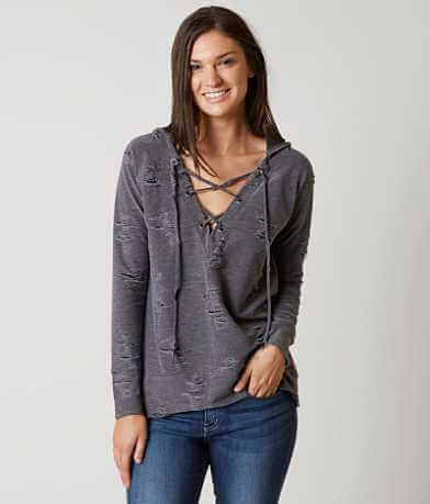 Daytrip Destructed Sweatshirt