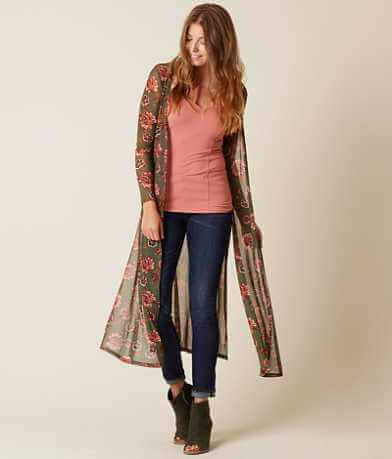 Daytrip Maxi Duster Cardigan