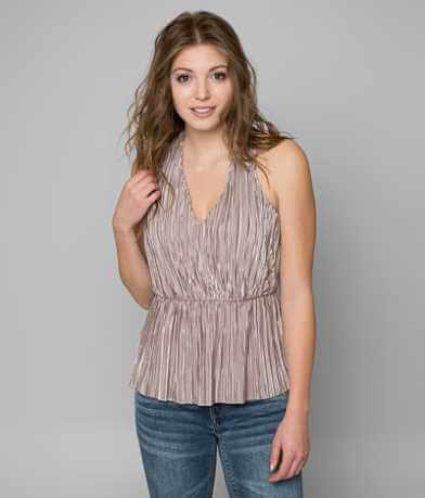 Daytrip Crinkle Tank Top