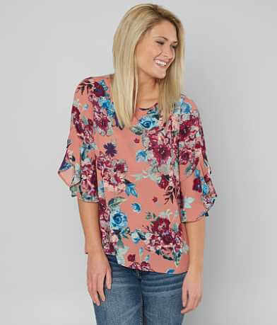 Daytrip Floral Top
