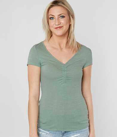 Daytrip Ribbed Top