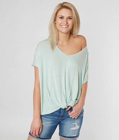 Daytrip Twisted Top
